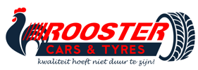 Rooster Cars & Tyres Logo